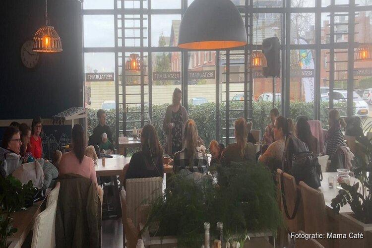 Kom naar het Mamacafé in Heerhugowaard