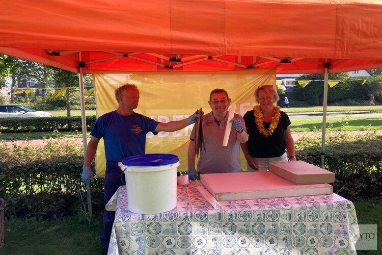 Paling en muziek voor senioren tijdens Gouden Dagen- Visjesdagen