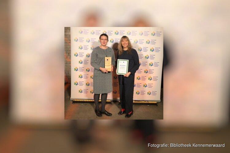 Nationale bibliotheek van Litouwen wint prijs door samenwerking met Bibliotheek Kennemerwaard