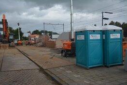 Station Alkmaar-Noord in één weekend geveld door sloophamer