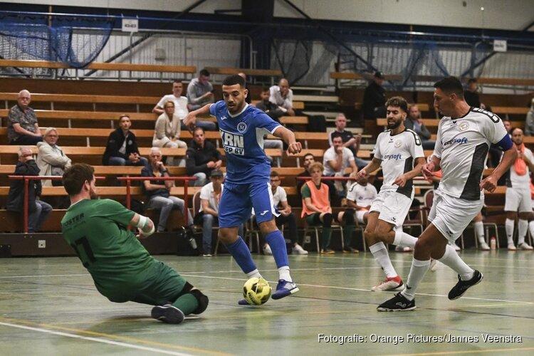FC Marlène pakt ook in Leek de volle buit
