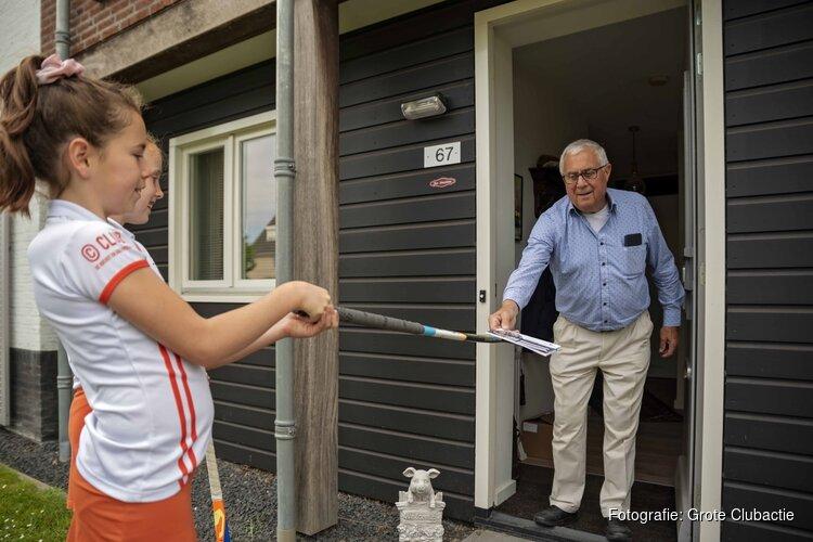 17 verenigingen uit Heerhugowaard gaan loten verkopen via de landelijke Grote Clubactie
