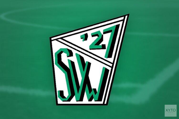 Start competitie: SVW '27 (zon.) komt niet in actie, zaterdagploeg doelpuntloos gelijk