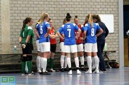 Vrouwen FC Marlène kunnen leven met punt in Drachten