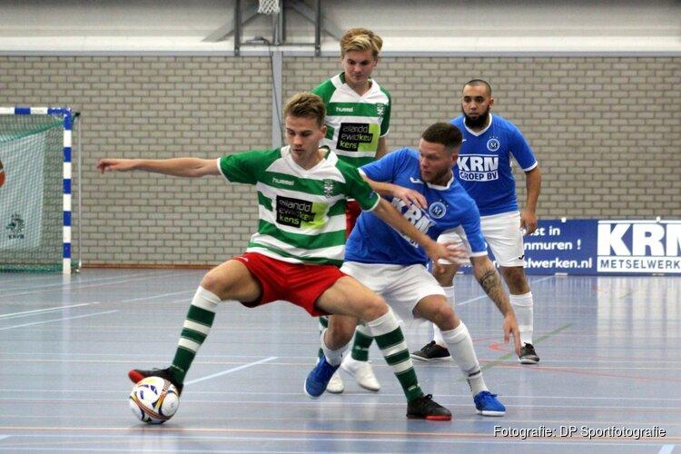 HZV/Het Vennewater klopt FC Marlène 2 in spektakelstuk