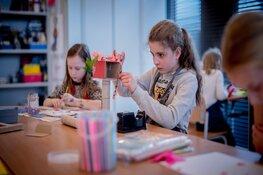 Kunstklassen kids en kleuters gaan weer van start!