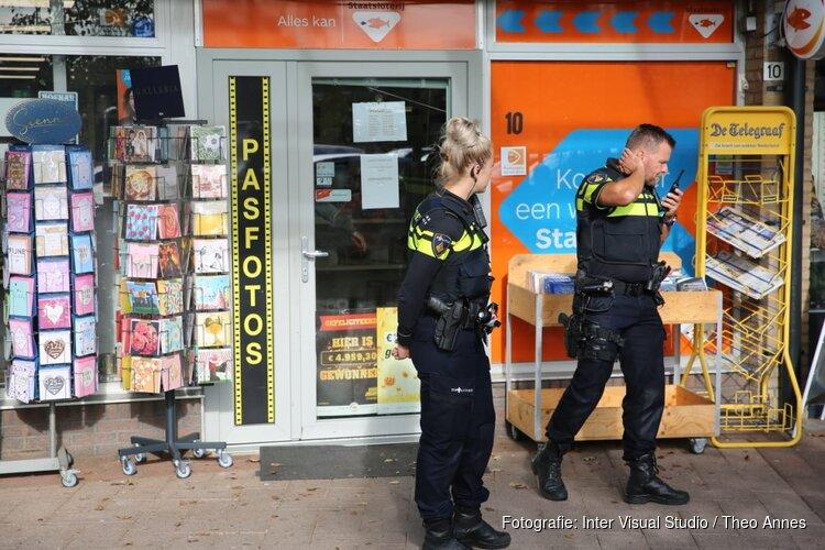 Overval op tabakswinkel Heerhugowaard