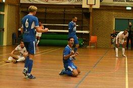 Verdiende zege voor FC Marlène in Egmond