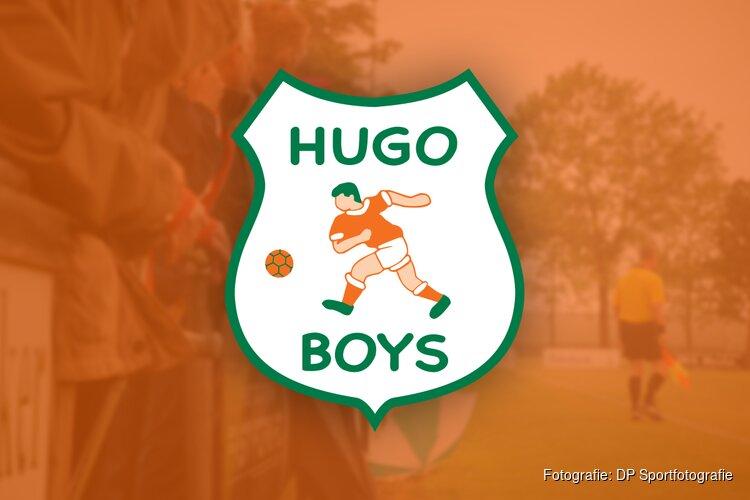 Hugo Boys is van de nul af, 1-1 tegen Limmen