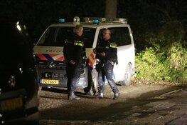 Gewonde bij schietpartij, politie doorzoekt omgeving Fabritiuspark