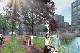 Herinrichting Gildestraat vormt etalage voor ontwikkelingen Stationsgebied Dijk & Waard