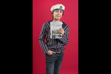 Worden wat je wil  Kinderboekenweek 2021