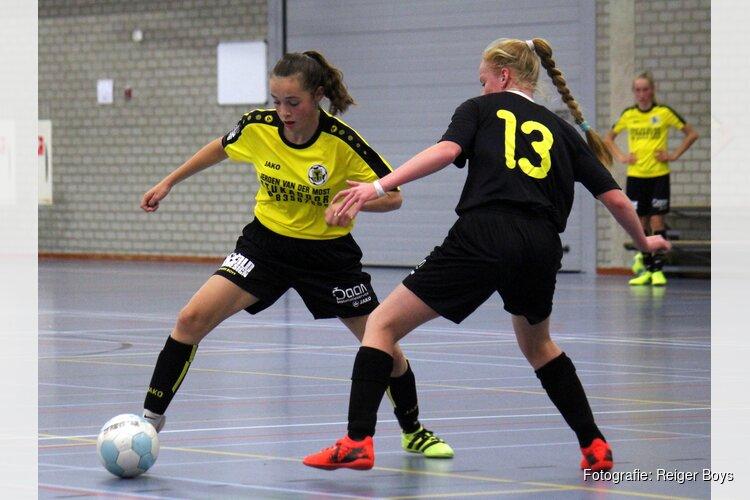 """Reiger Boys Futsal Cup met de """"Top van Nederland"""" op vrouwenzaalvoetbal gebied."""