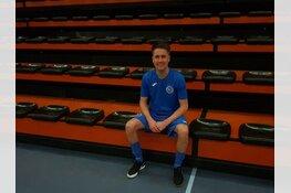 Jeroen Kossen, kind van de club