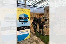 Drie studenten Clusius College door naar Landelijke Finale Skills Heroes