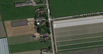 Herinrichting Kerkweg en Veenhuizerweg