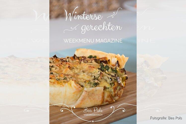Voedingscoach en dieetauteur Bea Pols geeft elke 4 weken een Weekmenu Magazine uit.