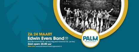 Edwin Evers Band naar Palm Beach Heerhugowaard!