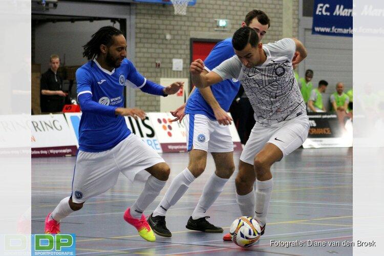FC Marlene verliest nipt van Knooppunt, gelijkspel Marlene 2