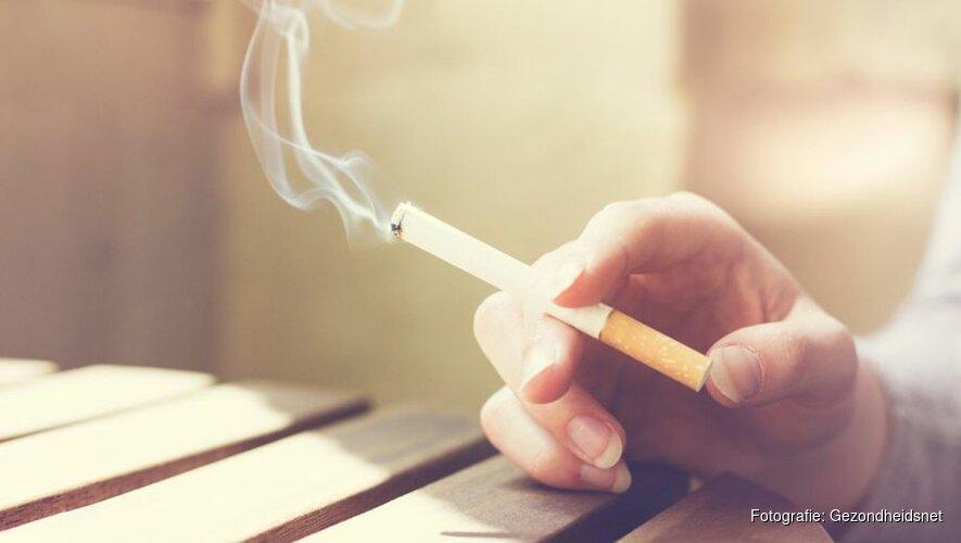 Rookruimtes vanaf nu ook verboden: alleen nog buiten roken