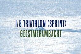 Tweede editie van de 1/8 triatlon