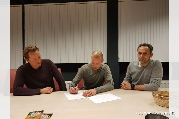 Tom Boukes nieuwe hoofd jeugdopleidingen Schagen/SRC