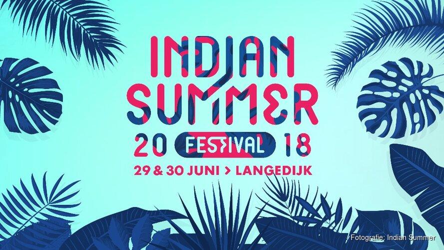 Big2 staat op Indian Summer Festival 2018
