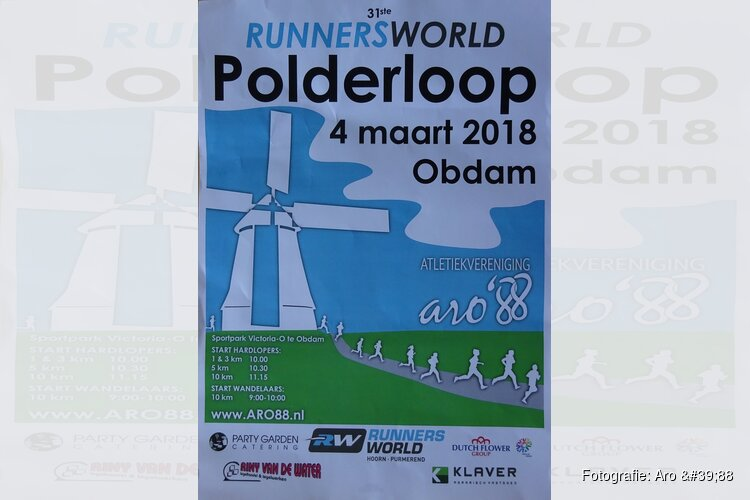 31e Runnersworld-Polderloop van ARO'88