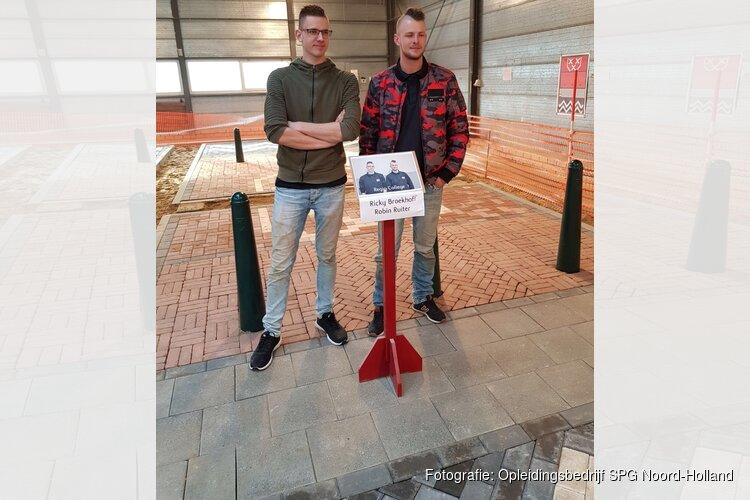 Noord-Hollandse leerlingen winnen NK Straatmaker in Breda!