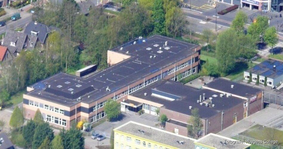 Eerste paal nieuwbouw Huygens College