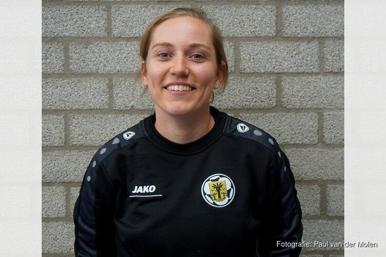 Monique van der Rijst komend seizoen nieuwe hoofdtrainer Reiger Boys Zaalvoetbal