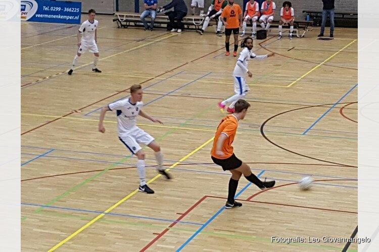 ZVV Volendam en FC Marlène delen de punten
