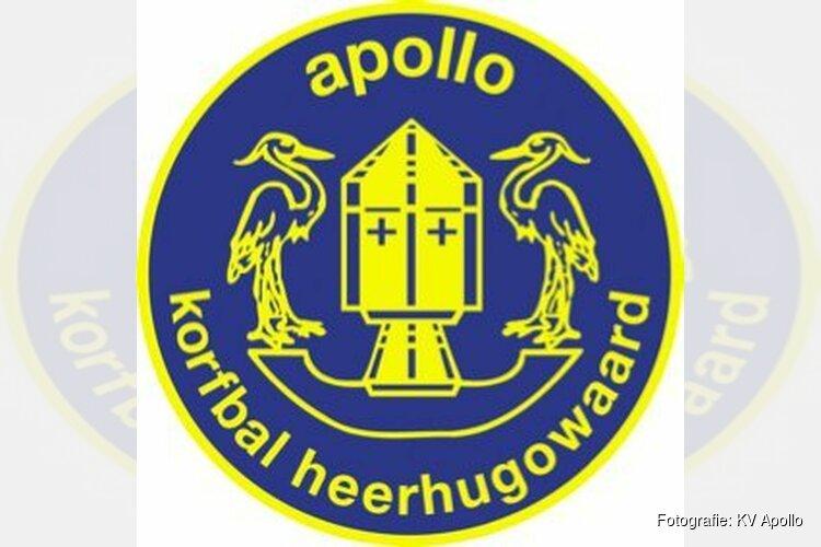 KV Apollo sluit zaalseizoen af met overwinning