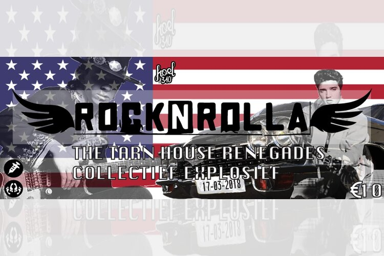 Rock n Rolla avond bij Koel310