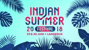 Moksi, Afro Bros, Sophie Francis, Dopebwoy en Lijpe naar Indian Summer Festival 2018