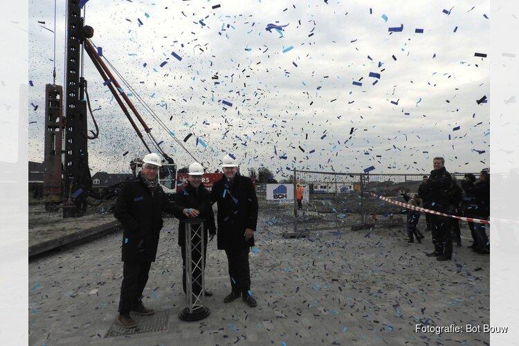 Feestelijke bouwstart project Wijdeveld in De Draai