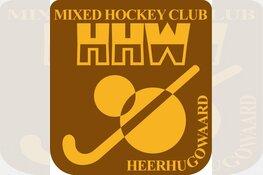 MHC Heerhugowaard: Winst heren, gelijkspel dames