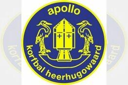 KV Apollo verliest 'rommelig duel'