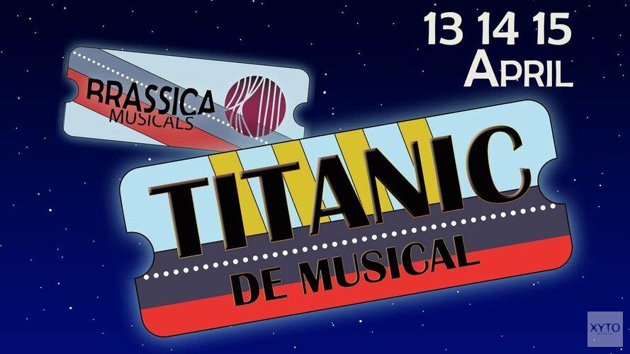 Brassica Musicals speelt Titanic