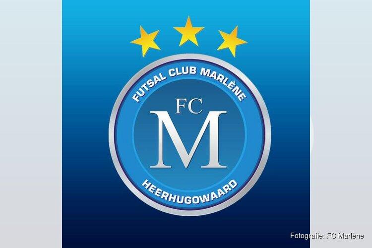 FC Marlène boekt tegen Amicitia derde zege op rij