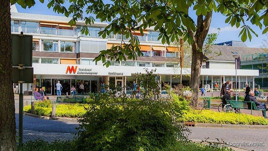 Spoedeisende hulp Noordwest Ziekenhuisgroep Alkmaar dicht vanwege grote telefoonstoring