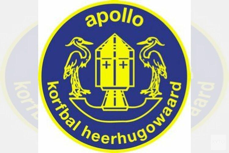 KV Apollo onderuit bij KV Apeldoorn